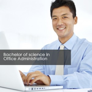 Bachelor of Science in Office Administration_with text