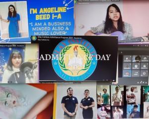 admittance day 2021